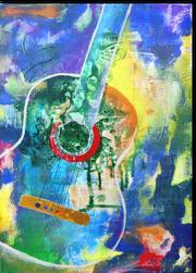 Gemälde, Leinwand, Kunst, art, Augenfreud, Original, Unikat, Acryl, Musik, Gitarre, Malerei, abstrakt, bunt, 9