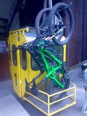 Bike Bahnentour Freeride Uri