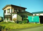 新潟県上越市中郷区藤沢の中古住宅売り物件