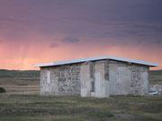 Gewitter über Fort Laramie