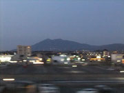 TXから見る筑波山