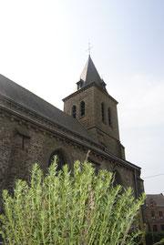 Eglise Saint Christophe de Grosage - Photo Emilie Nisolle (Cliquez sur l'image pour agrandir)