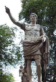 Kaiser Augustus, Rom, Quelle:  Andreas Liebhart /pixelio.de