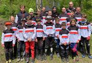 BMX-Sparkassenteam Bludenz in Winterthur erfolgreich