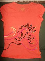 Tシャツ:フロントスタイル