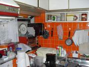 キッチン工事前