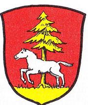 .......Das Wappen von Pfersdorf........