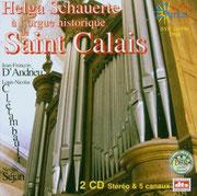 Ref : SYR 141396 - Orgue St-Calais (F)