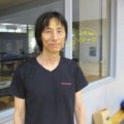 髪の毛の長い永井ですぅ~
