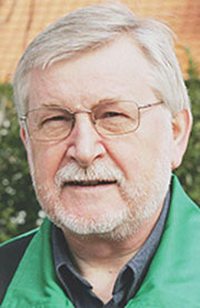 Klaus Seiffert von der Verkehrswacht Wolfsburg