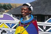 Femme Ndébélé