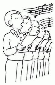 « chanter et aimer ne sont qu'une seule et même chose. » St Augustin