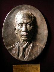 肖像 レリーフ 彫刻