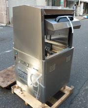 新規導入の食洗機