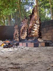 Costelão no Fogo de Chão em 2009