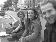 Tom Havlik, Lisa & ich (c) De Toys, 10.10.2009 @ Wiener Marktplatz