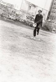 BÜCHERBRAND @ Tacheles 10.5.1999