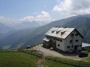 Rastkogelhütte 2124 m