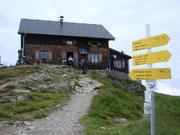 Kellerjochhütte 2237 m