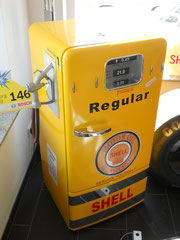 "BOSCH Cooler ""Shell Gasstation"" Bj:1955"