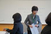 日常の事例でわかりやすい講義を行う桜井真理先生