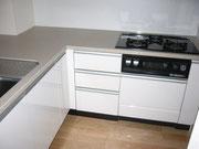 食器洗い乾燥機設置事例