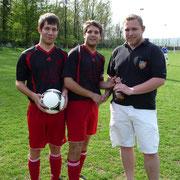 SV Manhartsberg Matchballspende Jugend Schrattenthal