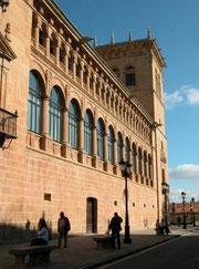 Palacio de los Condes de Gómara - Camino Santiago Soria