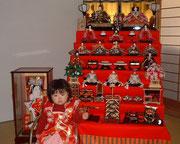 娘、1歳の頃