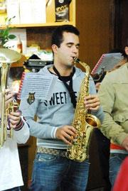 """Il nostro Sax """"Stefano"""""""