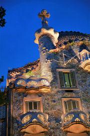 Casa Batlló denoche