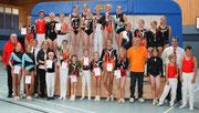 Teilnehmer der Hamburger Meisterschaft 2012
