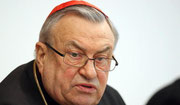 Kardinal Karl Lehmann. Archivfoto: dpa
