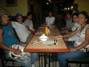 Treffen der Stipendiaten