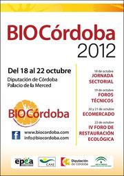 """BIOCórdoba 2012"" (Del 18 al 22 de Octubre). - Haz ""clic"" en la imagen para ampliar."