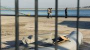 Immigranten auf Lesbos