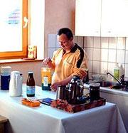 Küchenwerkstatt im Camphill Alt-Schönow