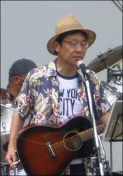 亀岡運動公園野外ステージにて  /2010.9.12.