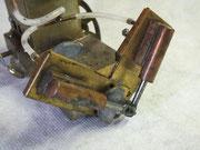 V型ツインエンジン