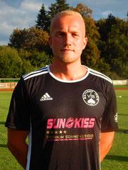 Oliver Koczy belohnte seine Leistung mit einem Treffer.