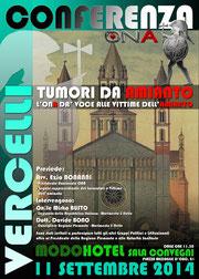 Convegno Vercelli