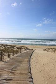 Strand von Cap Ferret