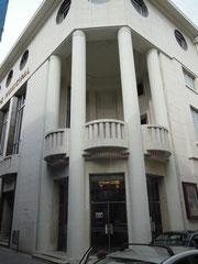 le théâtre municipal de Carcassonne