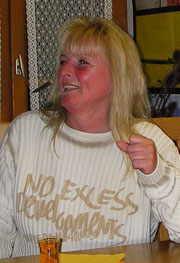 Ulrike...unser Puschelbär...nur was für Insider