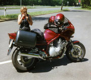 XJ 900 Diversion mit 86PS