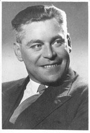 Tonholzhändler Franz Fuchs (1899 - 1975)