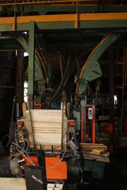 Machine pour la fabrication du cadre