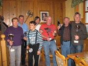 2008: 2. Platz beim Klassik-Trial Webermichl-Cup. Mit Ausdauertraining geht Joe nicht gleich die Luft aus. Image: Archiv Joe