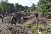 Alles ist auf Sand gebaut. Image: www.classictrial.nl