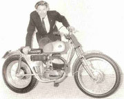 Sammy Miller, Bultaco Sherpa T 1964, Image: www.motorsportretro.com
